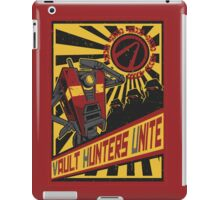 Vault Hunters Unite! iPad Case/Skin