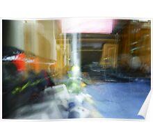 Blur Capture  Poster
