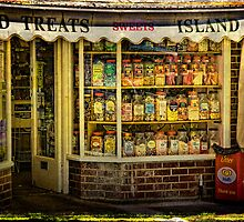 Isle of Wight Candy Store by Chris Lord