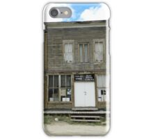 General Store and Post Office iPhone Case/Skin