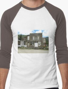General Store and Post Office Men's Baseball ¾ T-Shirt