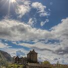 Eilean Donan Castle by Will Hore-Lacy