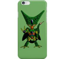 Cell Chibi - Dragon Ball  iPhone Case/Skin