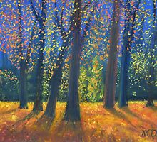 Golden Fall by Mike Paget
