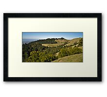 Tam Trail Framed Print