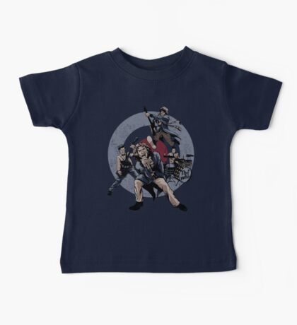 The WHOs Baby Tee