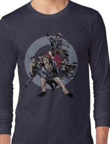 The WHOs Long Sleeve T-Shirt