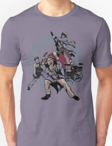 The WHOs T-Shirt