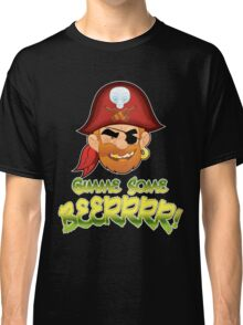 Beer Pirate Classic T-Shirt