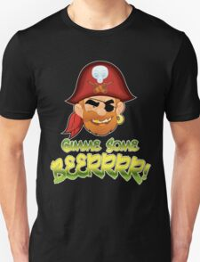 Beer Pirate T-Shirt