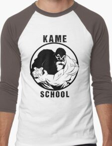 Kame School Men's Baseball ¾ T-Shirt