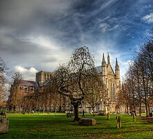 Winchester Cathedral by NeilAlderney
