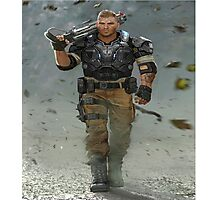 JD Gears of war 4 Photographic Print