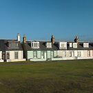 Scottish Seaside cottages by sarnia2