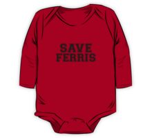 Save Ferris One Piece - Long Sleeve
