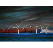 Sea Mills Photographic Print