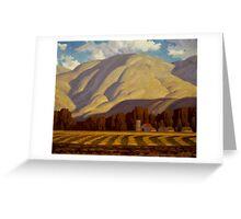 Chandler Farm Greeting Card