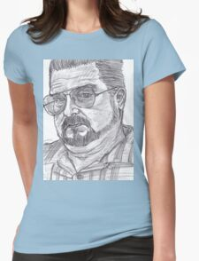 Walter Womens Fitted T-Shirt