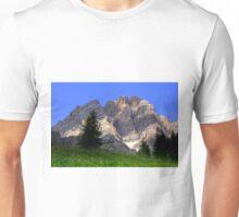 Lights on Cristallo  Unisex T-Shirt