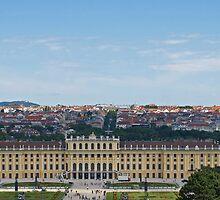 Schönbrunn Palace by Lee d'Entremont