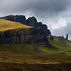 The Old Man of Storr by Mark Tomlinson