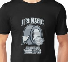 Duct Tape is Magic Unisex T-Shirt