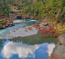 Smith River by Bob Hortman