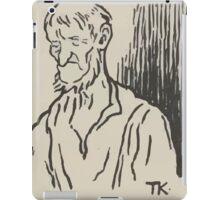 Theodor Kittelsen Per og Paal og Espen Askeladd Barne Eventyr1915p028 iPad Case/Skin