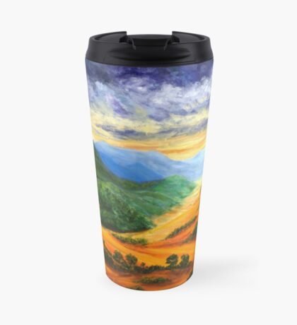 This Healing Land Travel Mug