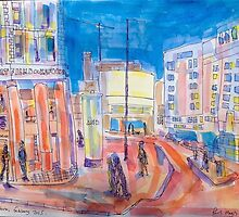 The Cornerhouse, Manchester by PaulMagrs