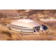Cowboy Stadium Photographic Print