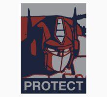 Optimus Prime - Protect Kids Clothes