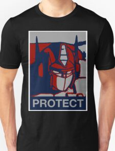 Optimus Prime - Protect Unisex T-Shirt