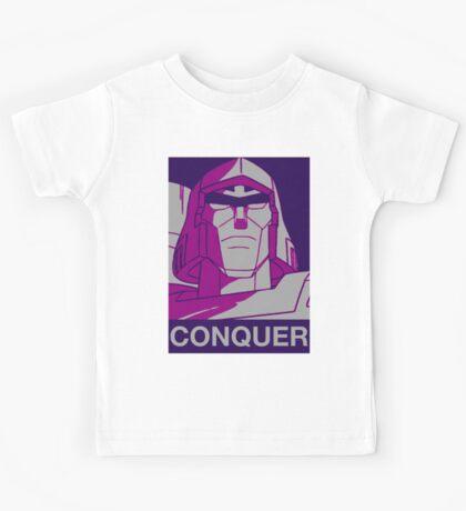 Megatron - Conquer Kids Tee