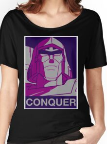 Megatron - Conquer Women's Relaxed Fit T-Shirt