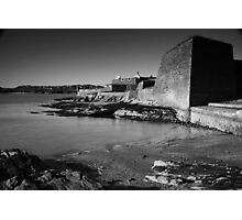 Charles Fort Photographic Print