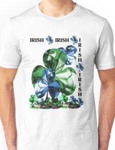 Irish (w/Black Lettering) Unisex T-Shirt