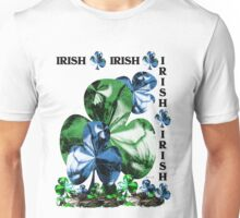 Irish (w/Black Lettering) Unisex T-Shirt