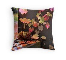 Oregon Urchin Throw Pillow