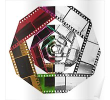 Color & Monochrome  Poster