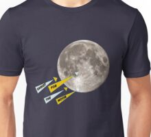 Shoot For The Moon Unisex T-Shirt