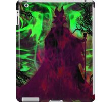 Eye of Maleficent iPad Case/Skin