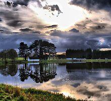 The Carp Lake by Sandra Cockayne