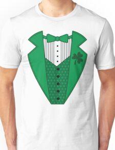 Green Tuxedo Unisex T-Shirt
