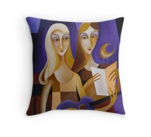 SKYLARK II Throw Pillow