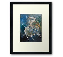 EUROPA AND THE BULL Framed Print