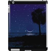 Gulf Coast Twilight iPad Case/Skin