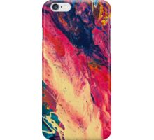 Abstract Explosiveness iPhone Case/Skin