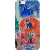 Happy Christmas 2016 from All of Us!  iPhone Case/Skin