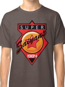 Super Saiyans Baseball Classic T-Shirt